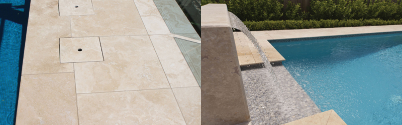 pool surrounds skimmer lid