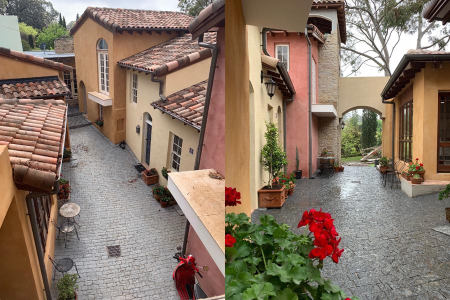 italian inspired guestlands cobbles