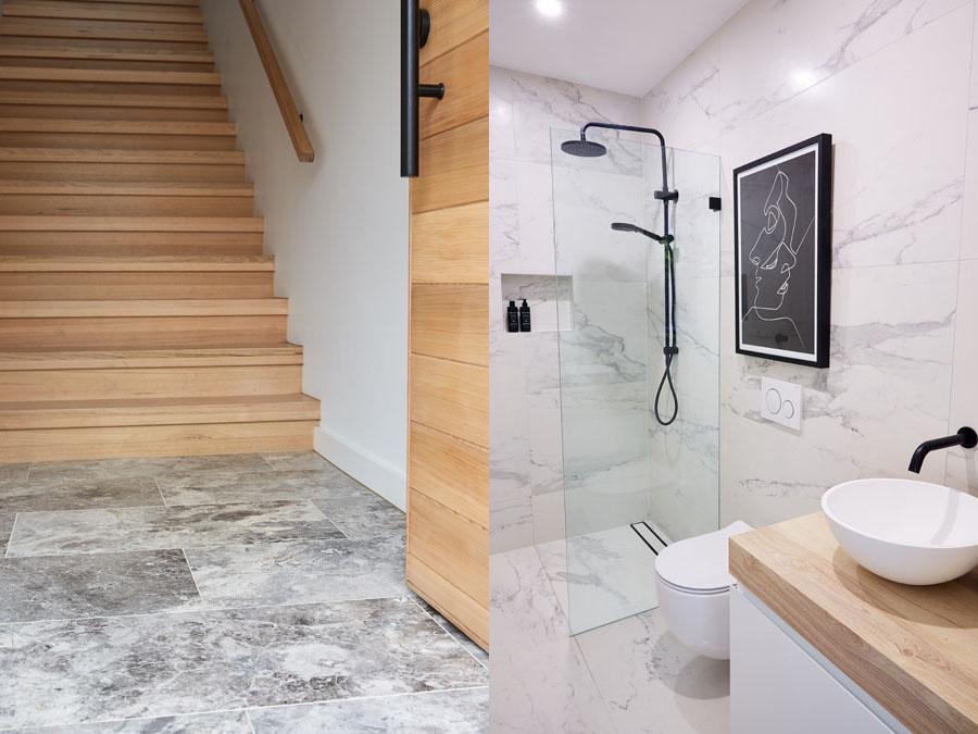 manhattan limestone interiors