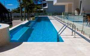 pool coping natural stone