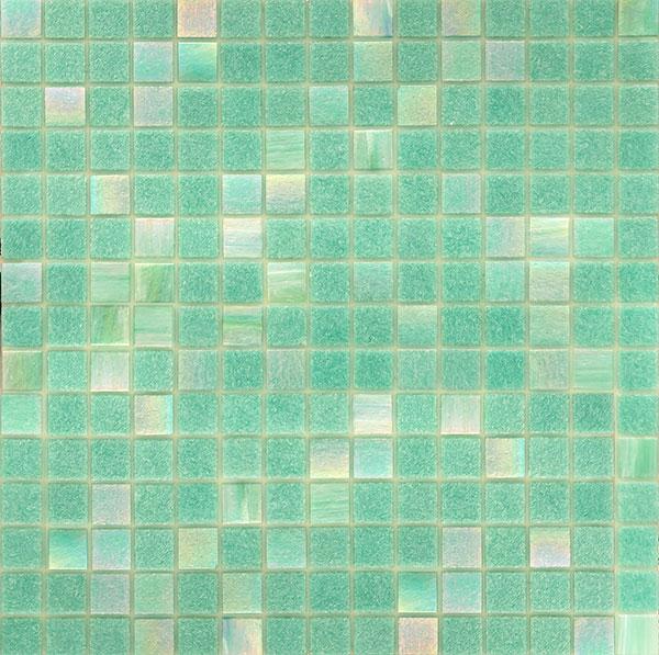 Trend Mosaic - Aqua Tropicale