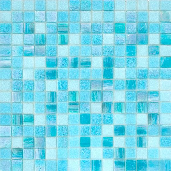 Trend Mosaic - Azzurro Mediterraneo