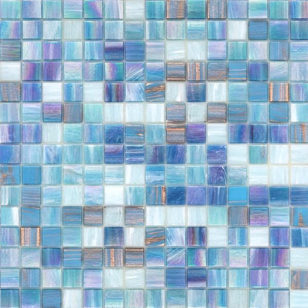 Trend Mosaic - Wavy