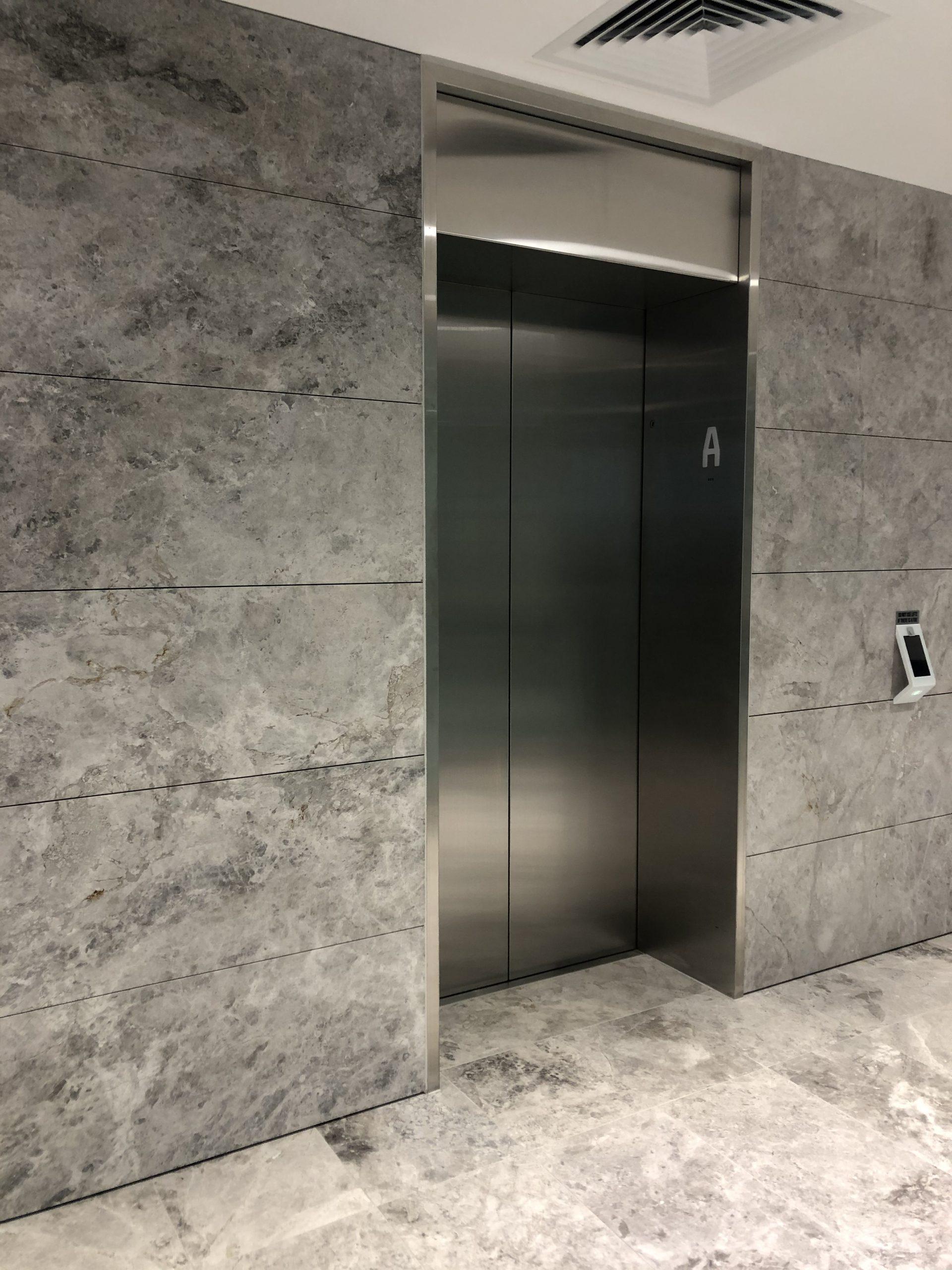 manhattan limestone martin place lift