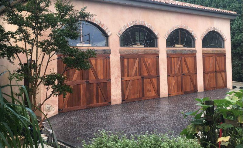 cobblestones driveway