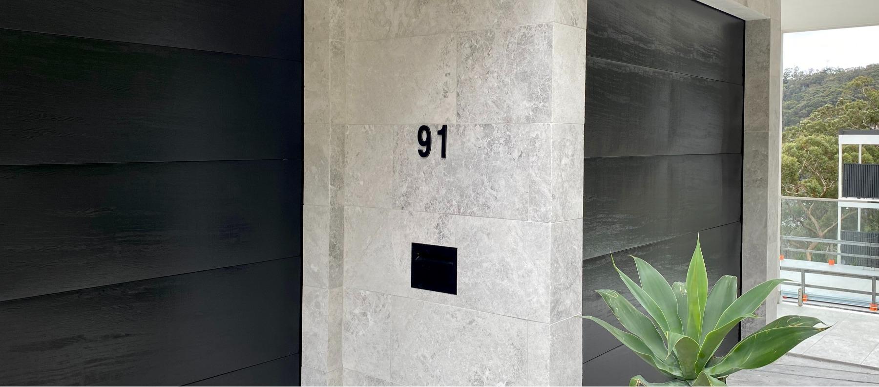 manhattan limestone exterior