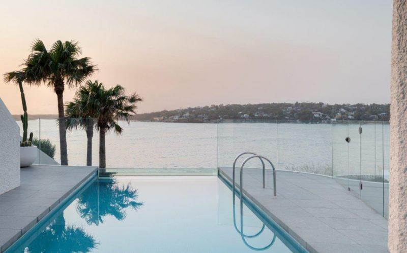 pool granite