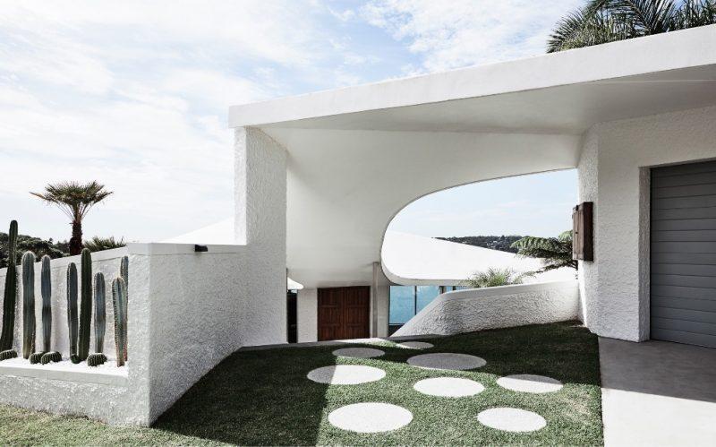 cove house exterior