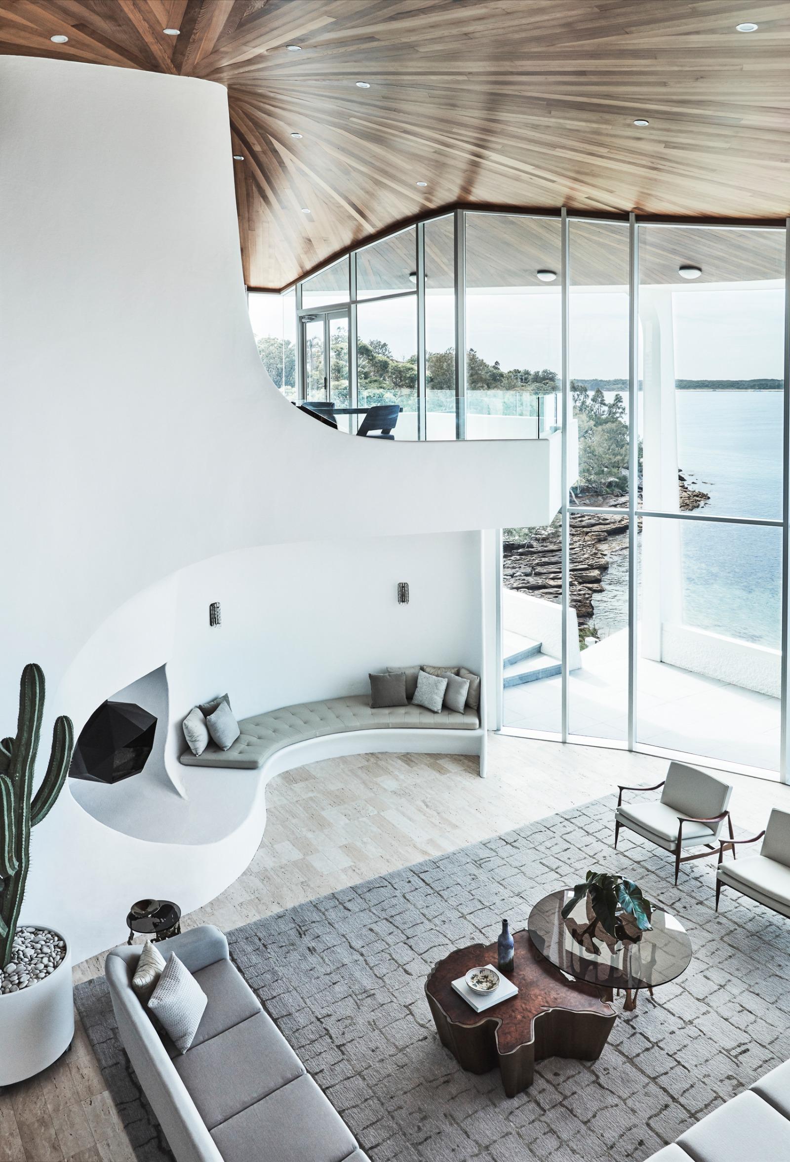 cove house interior design