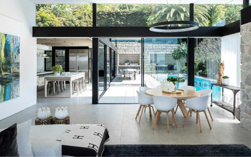 limestone indoor and outdoor