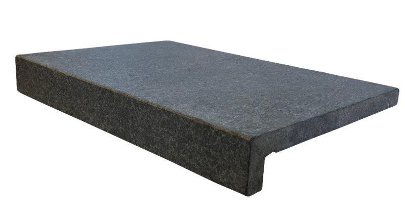 drop edge pool coping tile granite