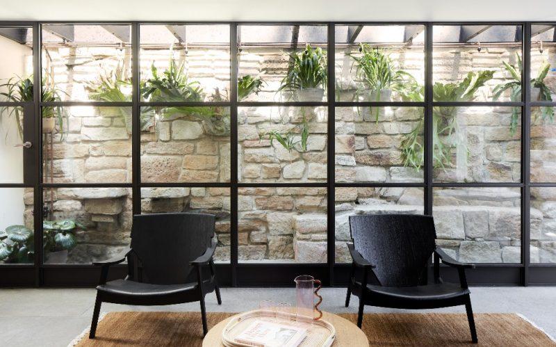 paddington project living room