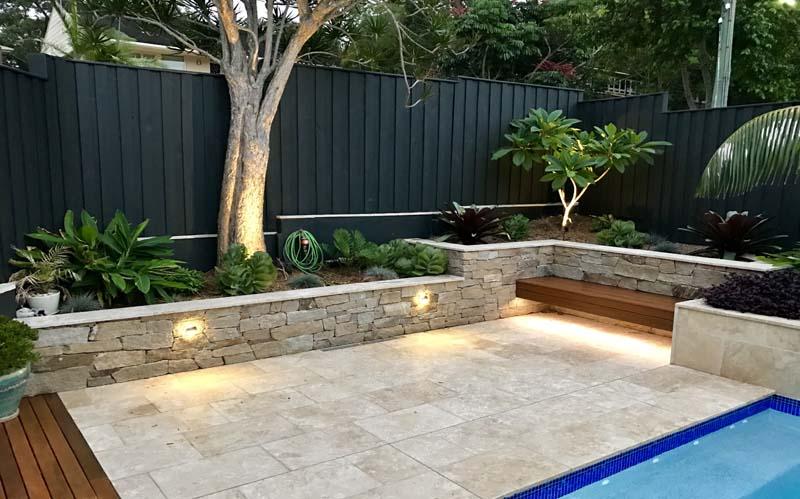 authentic landscapes pool
