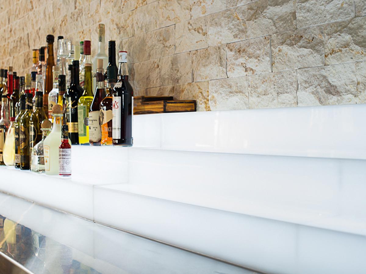 noosa bar wall cladding