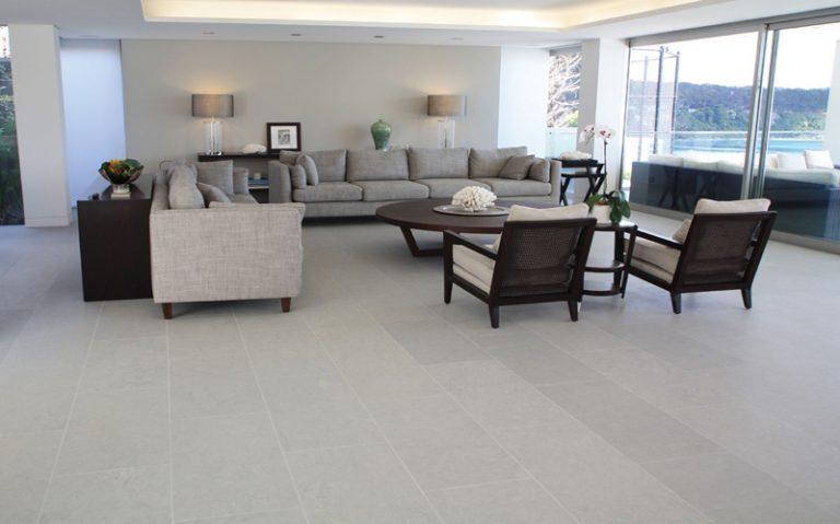 sealing floors living room