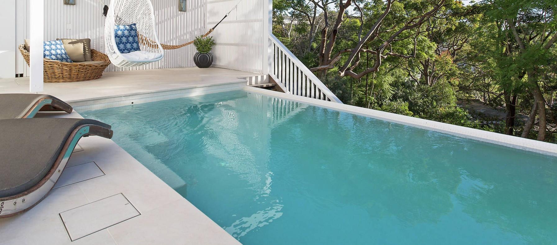 tavira limestone pool