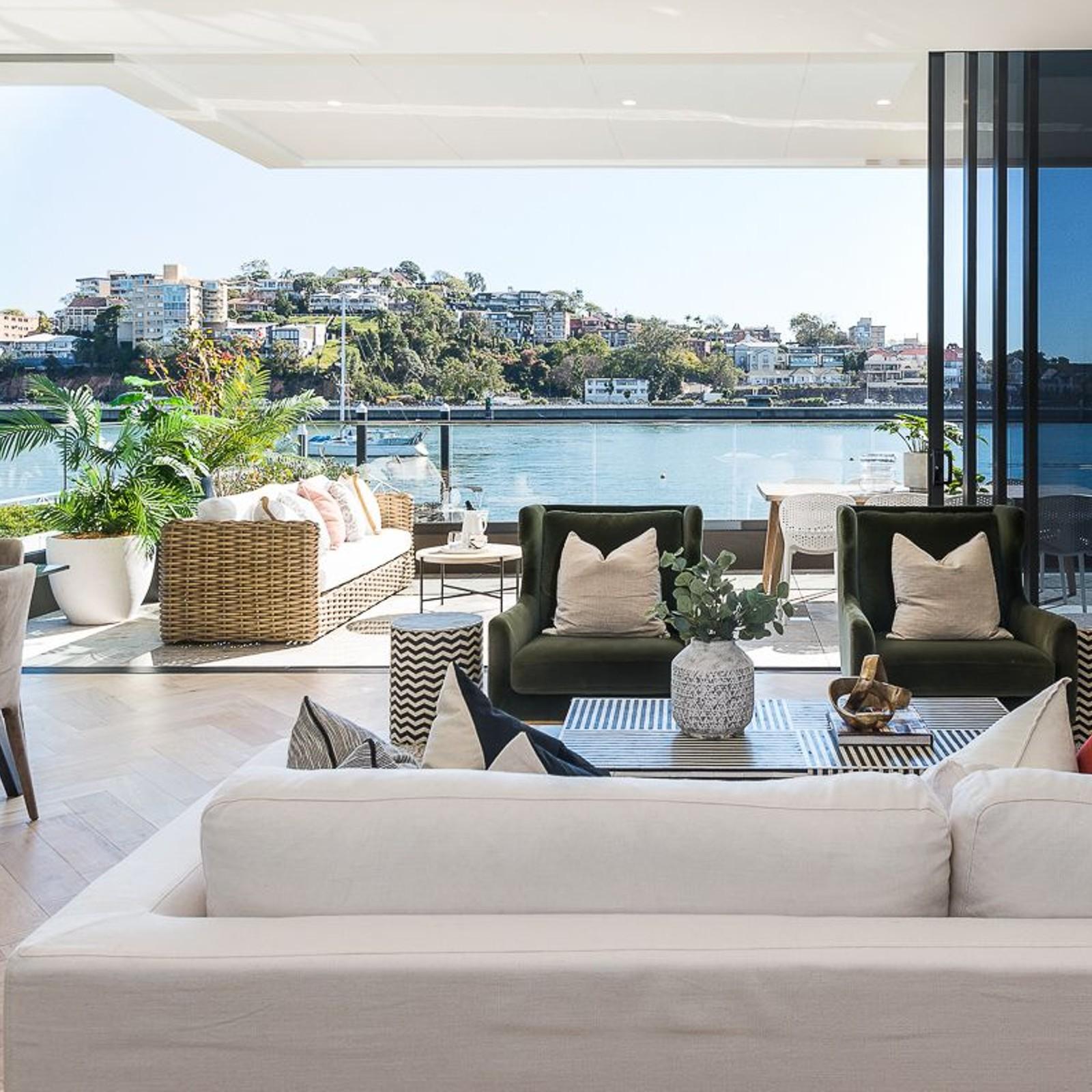alba riverfront apartments