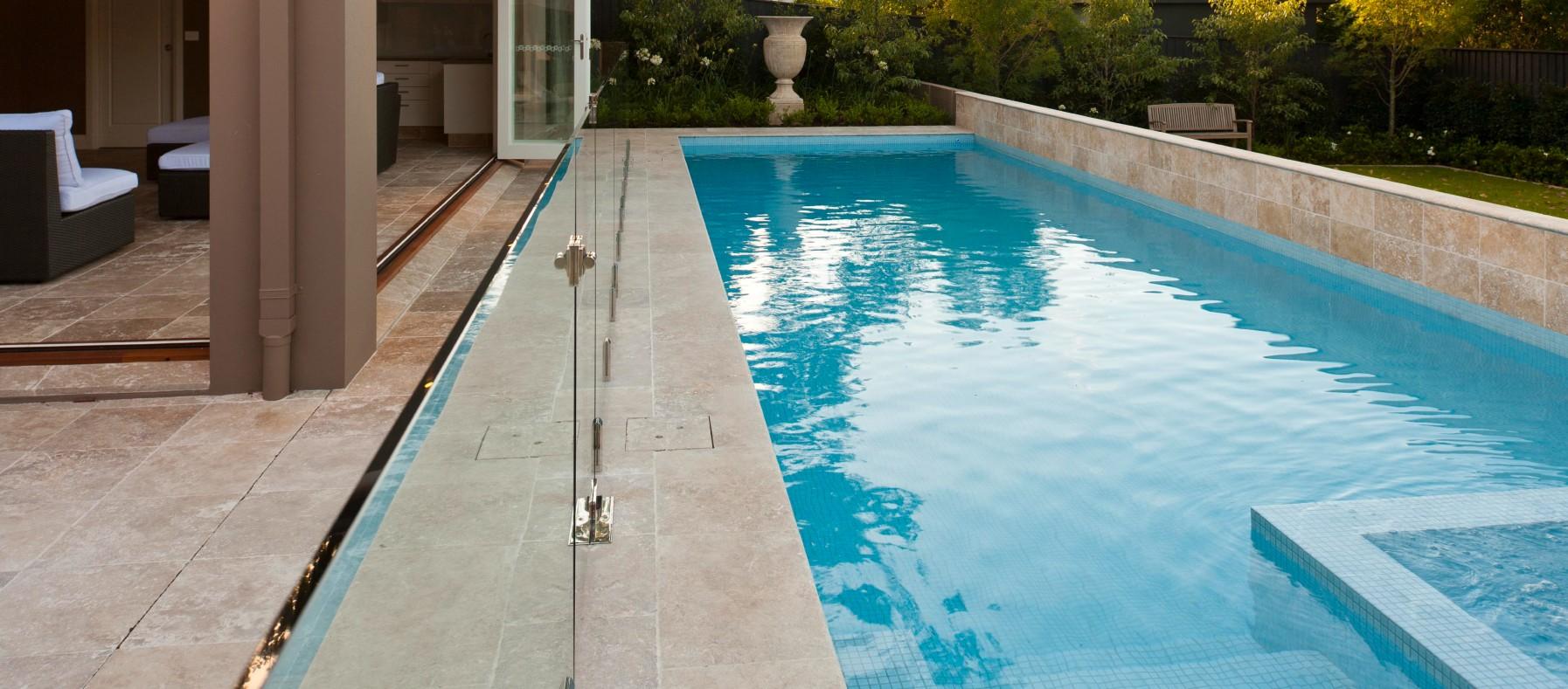 noce travertine pool