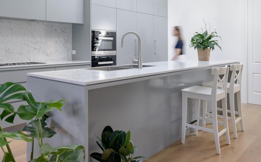 kitchen sofia rose house