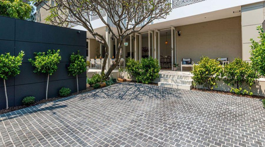 new Gardner Design_Hunters Hill_Charcoal Cobbles